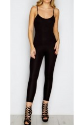 Thin Strap Cami All in one catsuit