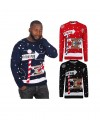 Men Gift to the Pub Christmas jumper Plus Size