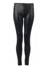 Black Wetlook Legging