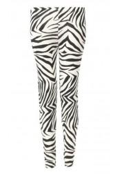 Leopard  Zebra Aztec print Legging